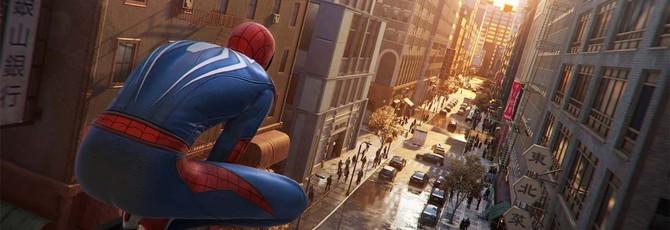 E3 2018: Восемь минут живого геймплея Spider-Man