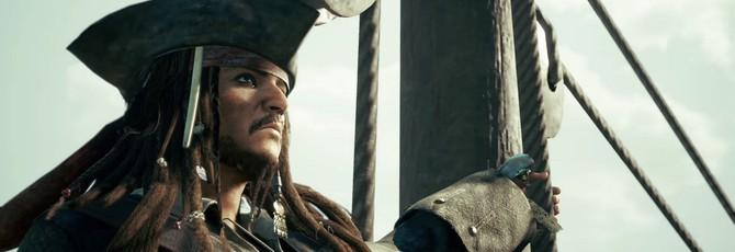 E3 2018: Джек Воробей в новом трейлере Kingdom Hearts III