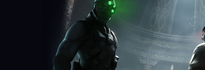 Глава Ubisoft не готов говорить о Splinter Cell