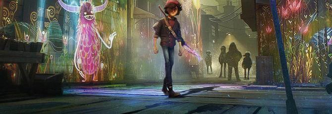 E3 2018: Геймплей красочной адвенчуры Concrete Genie