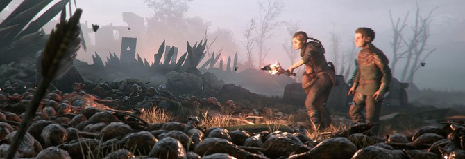 E3 2018: Трейлер адвенчуры A Plague Tale: Innocence