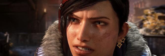 Первые скриншоты Gears 5 демонстрируют визуальную часть игры