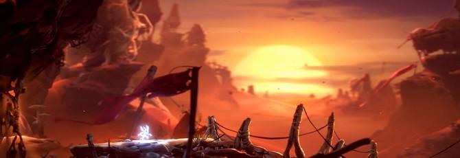 E3 2018: 14 минут геймплея очаровательной Ori and the Will of the Wisps