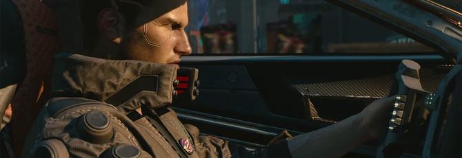 В Cyberpunk 2077 будут сотни автомобилей, байков и другой транспорт