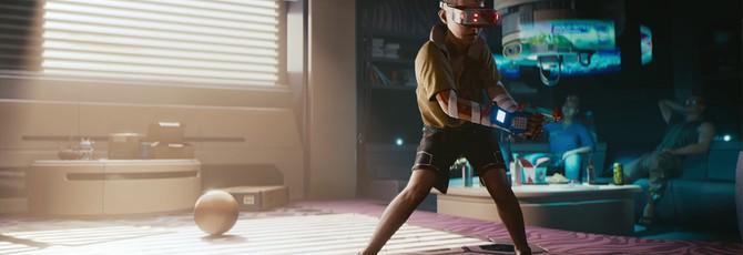 Разбор скриншотов Cyberpunk 2077 в прямом эфире
