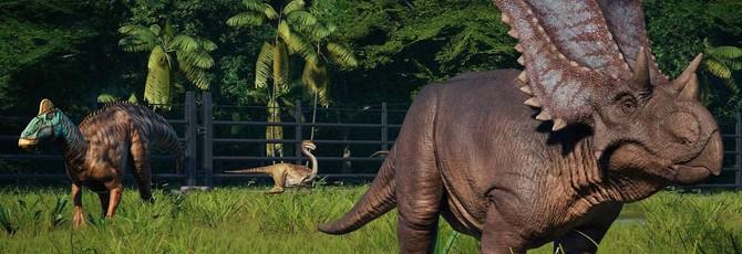 Jurassic World Evolution не будет поддерживать моды
