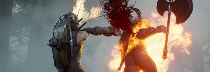 В Rune можно сражаться отрубленными конечностями