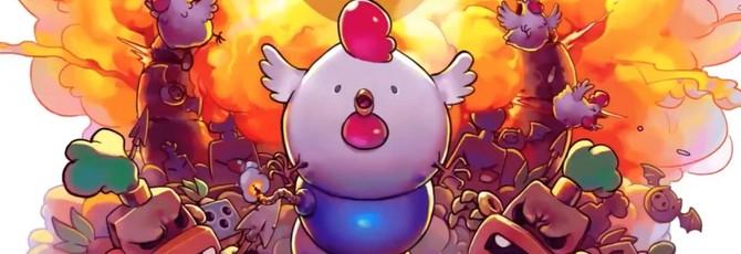 Пазл-платформер Bomb Chicken появится на Nintendo Switch