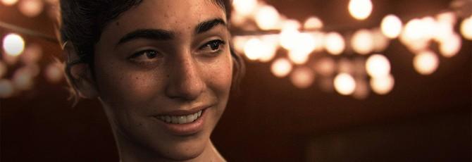 Девушке заплатили два доллара за внешность подруги Элли из трейлера The Last of Us 2