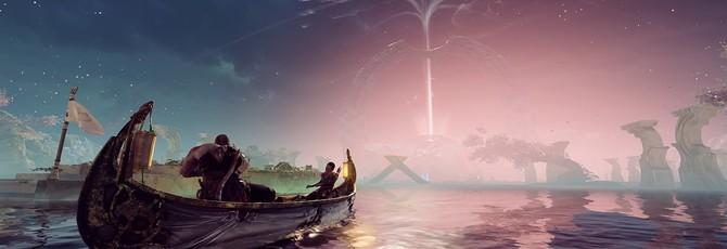 Художник God of War показал ролик со спецэффектами игры