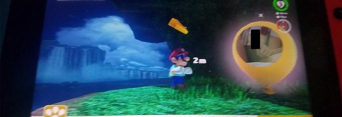В Super Mario Odyssey появилась порнография