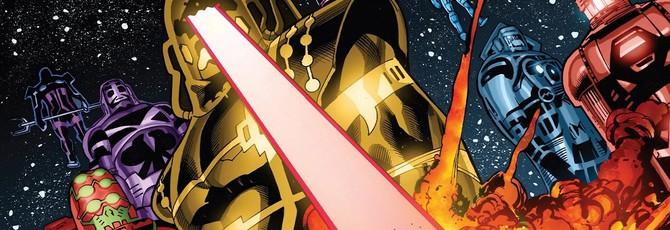 Селестиалы — могущественные создания вселенной Marvel