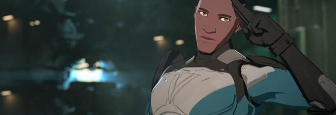 Научно-фантастический мультсериал gen:Lock выйдет в январе