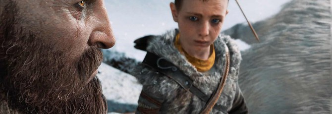 Разработчики God of War вырезали 110 минут истории Атрея