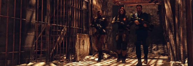 Геймплейный ролик мультиплеера Fallout 76 в хорошем качестве