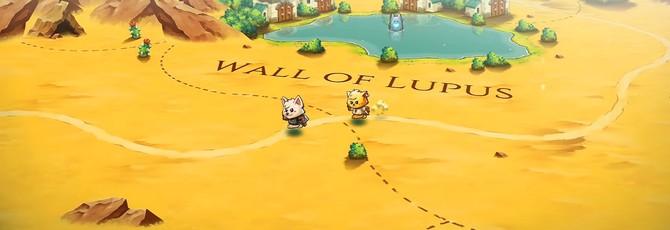 Трейлер ролевой игры Cat Quest II: The Lupus Empire