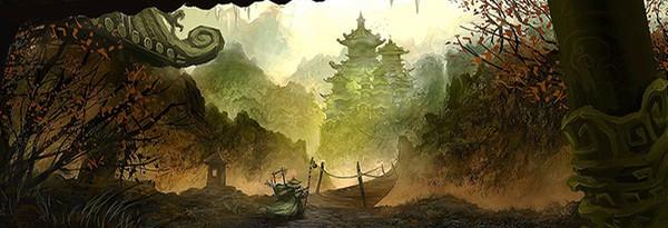 Кинематографический трейлер Mists of Pandaria