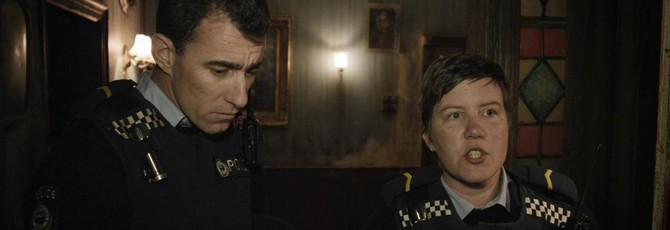 """Трейлер сериала Wellington Paranormal  по комедии """"Реальные упыри"""""""