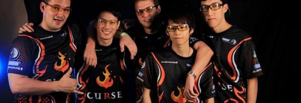 Тур по особняку команды League of Legends – Curse