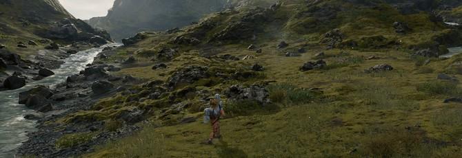 Guerrilla Games передала Кодзиме свой движок на карте памяти
