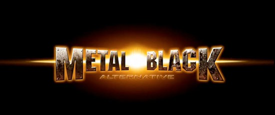 Metal Black Alternative