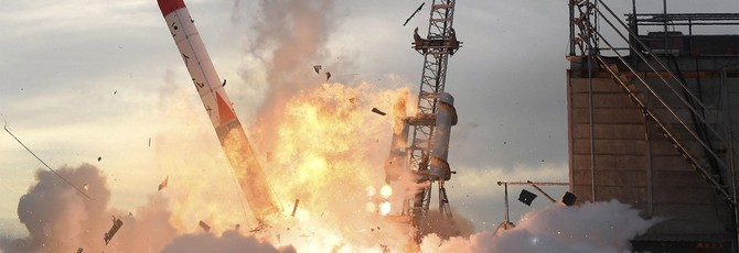 Запуск частной японской ракеты прошел неудачно
