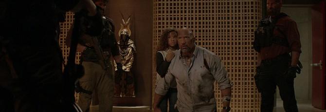 """Дуэйн Джонсон на волоске от смерти в новом трейлере фильма """"Небоскреб"""""""