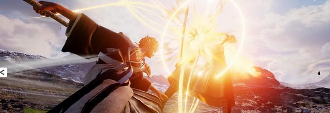 Три новых персонажа на скриншотах файтинга Jump Force