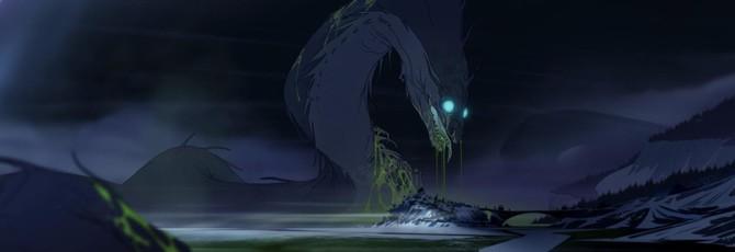 Новый трейлер The Banner Saga 3 посвящен Змею