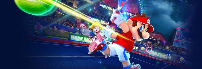 Идеальная подача: обзор Mario Tennis Aces