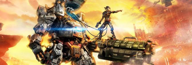Nexon отменила Titanfall Online