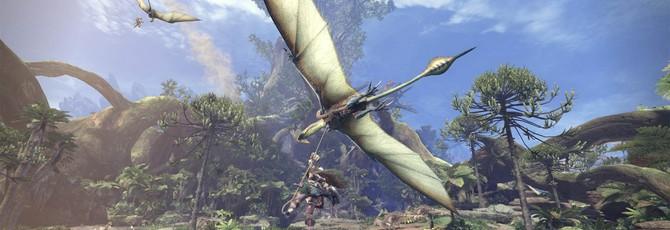 Monster Hunter: World на PC с защитой Denuvo