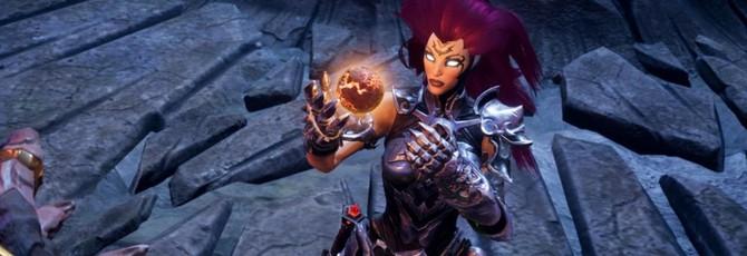 Геймплей и новые скриншоты Darksiders 3