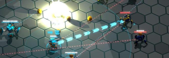 Игра о создании ИИ для армии роботов Gladiabots выйдет в августе на PC