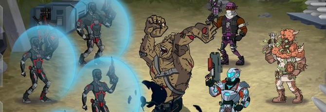 Анонсирована Brig 12 — условно-бесплатная RPG про космо-наемников
