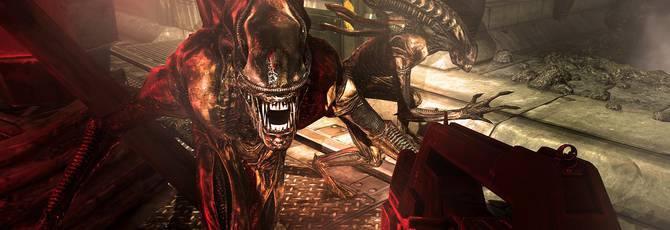 Искусственный интеллект в Aliens: Colonial Marines был сломан из-за одной буквы