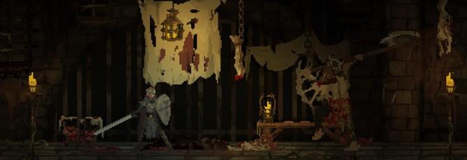 Сюжетный трейлер готической метроидвании Dark Devotion