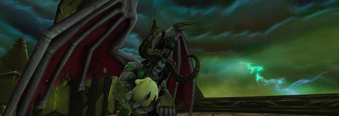 World of Warcraft больше не требует покупки — игра и все её старые дополнения доступны по подписке