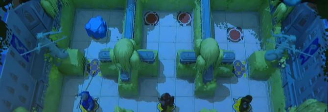 Геймплей новой игры от создателя Braid и The Witness