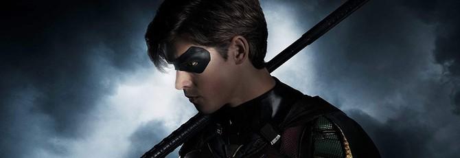 Дебютный трейлер Titans  — сериала о молодых супергероях DC