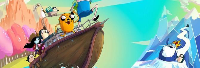 Красота в простоте: обзор Adventure Time: Pirates of the Enchiridion