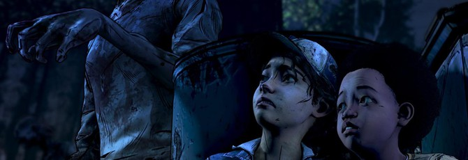 SDCC 2018: 15 минут The Walking Dead: The Final Season