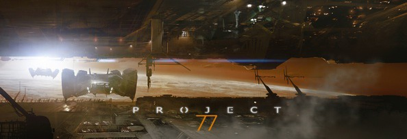 Project 77: Концепт-Арт Мартина Десчамбаулта