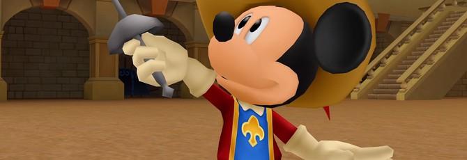 SDCC 2018: Новый трейлер Kingdom Hearts III посвящен дню рождения Микки Мауса