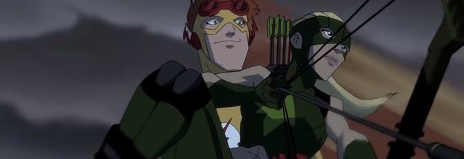 SDCC 2018: Пятиминутный трейлер третьего сезона мультсериала Young Justice: Outsiders