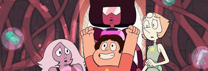 SDCC 2018: Первый тизер Steven Universe: The Movie