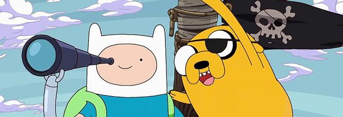 Трейлер заключительной серии Adventure Time
