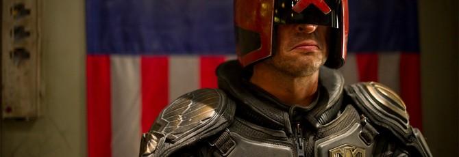 SDCC 2018: Сценарий пилотного эпизода Judge Dredd: Mega-City One закончен