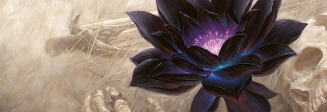 """Игроки достали карту """"Черный Лотос"""" во время турнира по Magic: The Gathering"""