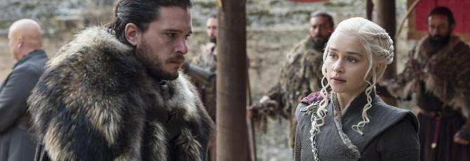 """Финальный сезон """"Игры престолов"""" стартует в первой половине 2019 года"""